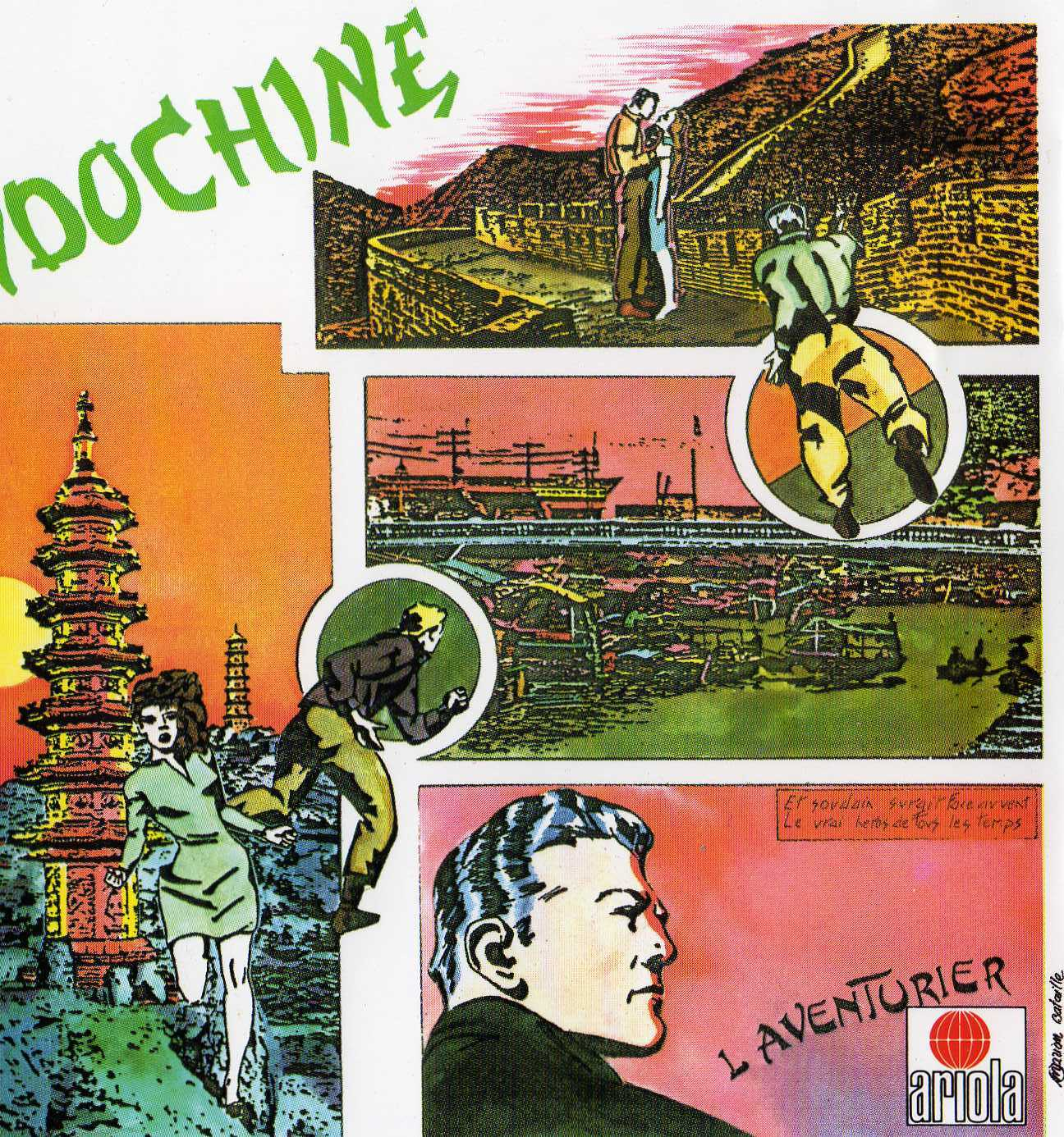 Indochine   L'aventurier by Tim262 preview 0
